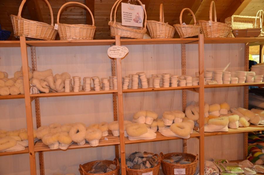 Produkte aus Schafwolle - Priener Regional- und Biomarkt