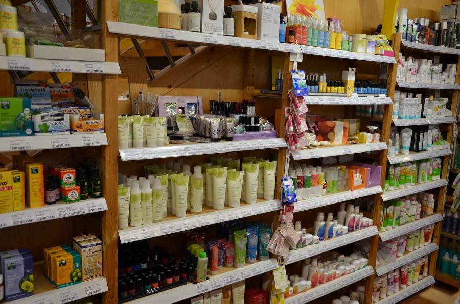 Kosmetik - Priener Regional- und Biomarkt