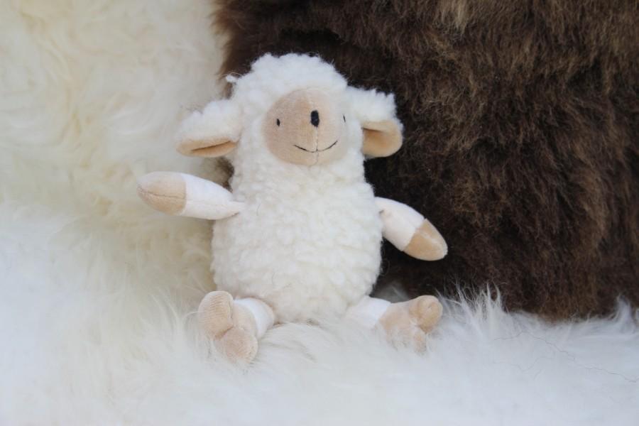 Aus Schafwolle - Auf Schaffell - Priener Regional- und Biomarkt