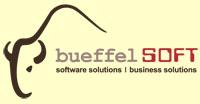 bueffelSOFT Logo