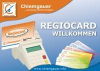 Wir nehmen Chiemgauer!